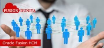 Oracle Fusion HCM Products