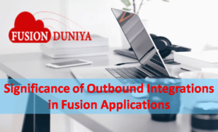 Fusion Applications Outbound Integrations