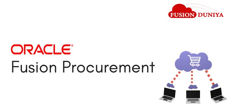 Oracle-Fusion-Procurement