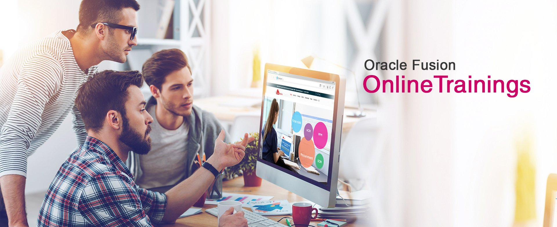 oracle fusion online trainings