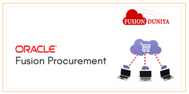 Oracle Fusion Procurement training