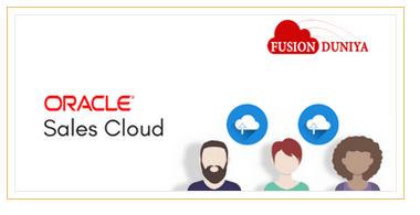 Oracle Sales Cloud Training