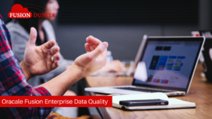 Oracle Fusion Enterprise data quality