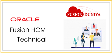 fusion hcm technical